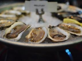 Meritage: Oysters, Wellfleet