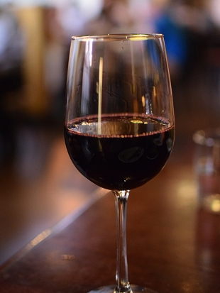 $11 for a glass of the Amado Sur 2013