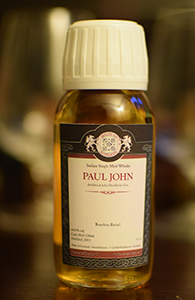 Paul John 2011-2015, Malts of Scotland