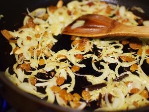 sauteed-raisins