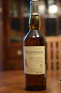 Talisker 25, 2011 Release
