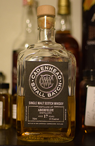 Aberfeldy 17, 1998, Cadenhead's Small Batch