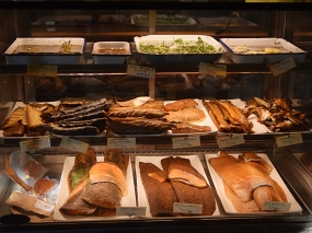 ...and quite a lot of smoked fish.