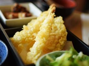 Hirozen: Shrimp Tempura