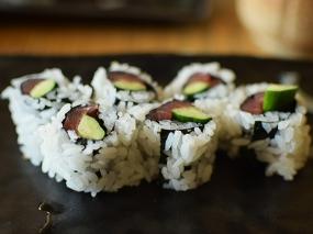 Hirozen: Tuna Rolls: