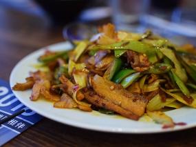 Szechuan Impression: Twice-Cooked Pork