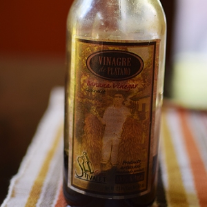 Rancho Gordo Banana Vinegar