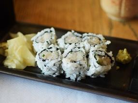Hirozen: Hamachi/Scallion Rolls