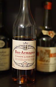 Domaine de Baraillon 30, 1986, Armagnac