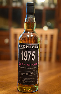 Glen Grant 36, 1975, Archives