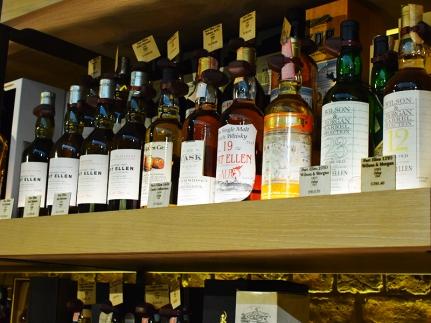 A selection of Port Ellens at about the prices you'd expect.