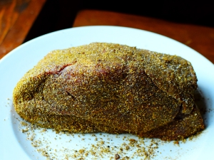 Spice Rubbed Roast