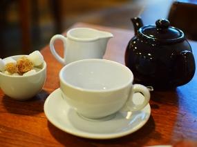 St. John Bread and Wine: Tea