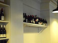 St. John Bread and Wine: Interior