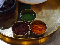 Hoppers: Chutneys