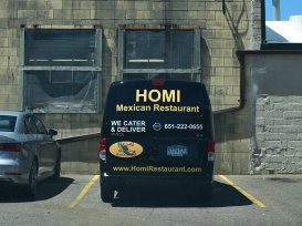 Homi: Delivery