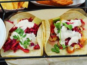 Sandcastle: Fish Tacos