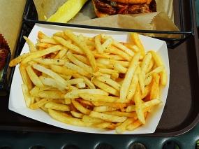 Sandcastle: Fries