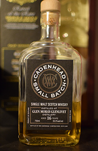 Glen Moray 16 (Cadenhead's)