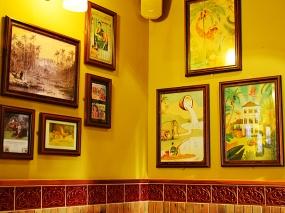 Hoppers: Interior