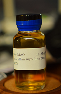 Macallan 10, Fine Oak