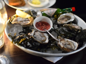 Noble Rot: Oysters