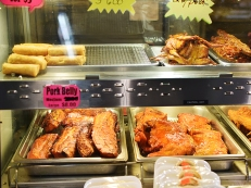 Hmong Village: Various Meats 2