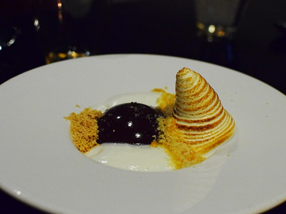 Tongue in Cheek: Chocolate Ode to the Dome