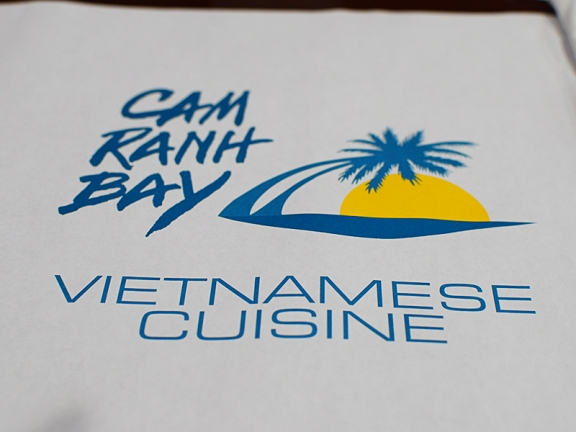 """Vietnamese Cuisine"" say the placemats but there's not a lot of it on the menu."