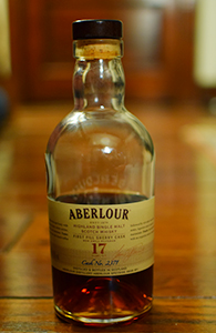 Aberlour 17, Cask 2371, for the Whisky Exchange