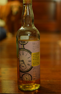 Benriness 20, Time II, The Whisky Exchange
