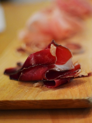 Le Comptoir: Duck Ham