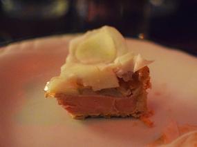 Joe Beef: Foie Gras Tartelette