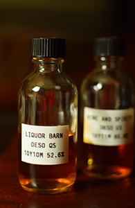 Four Roses 10, OESO, Liquor Barn Selection