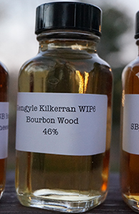 Kilkerran Work in Progress 6, Bourbon Cask