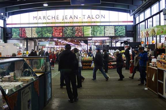 Jean-Talon Market on October 29, 2016.