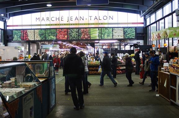 Jean-Talon Market on October 29, 2016.