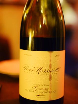 Joe Beef: Wine