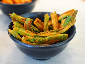 Dishoom: Okra Fries