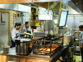 Dishoom: Chefs