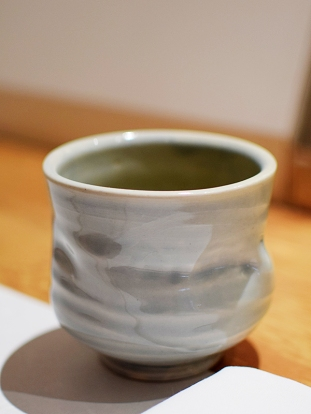 Their ceramics are all made by the original head chef/owner, the eponymous Mori.