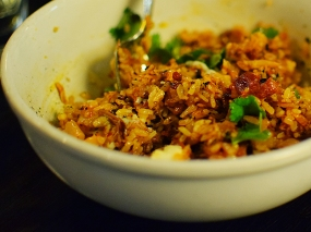 "The Rabbit Hole: ""Rice Rice Baby"""