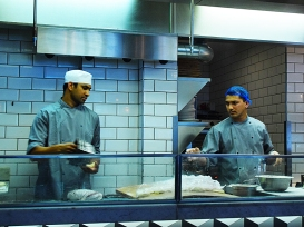 Dishoom: Men at Work