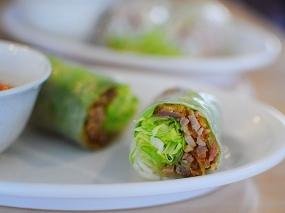 Pho Hoa: Pork and Skin Roll