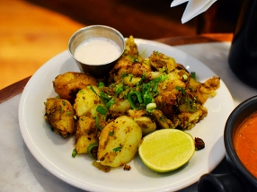 Dishoom: Gunpowder Potatoes