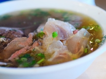 Pho Hoa: Tendon