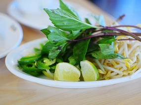 Pho Hoa: Pho Toppings