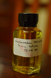 Auchentoshan 1983-2004, Scott's Selection