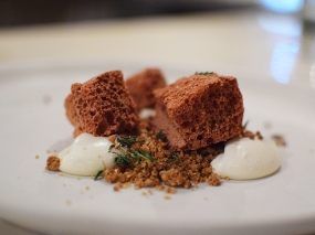 Hotel Herman: Buckwheat, chocolate, thyme