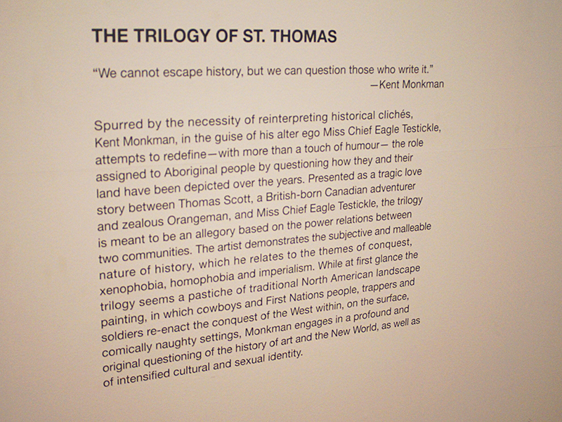 Kent Monkman: The Trilogy of St. Thomas
